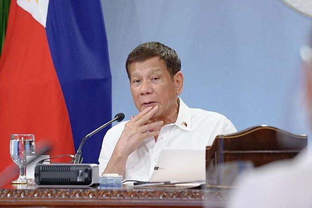 Duterte on Mar 29 speech
