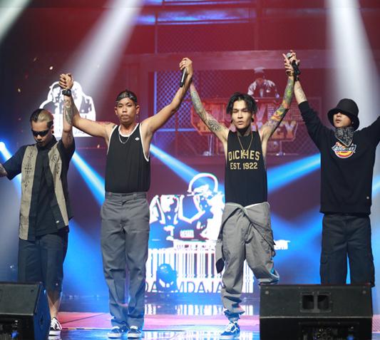 ทีม DAJIMDAJAZZ มีวันนี้ได้เพราะ 'ฮิปฮอป': Team Show - SMTM