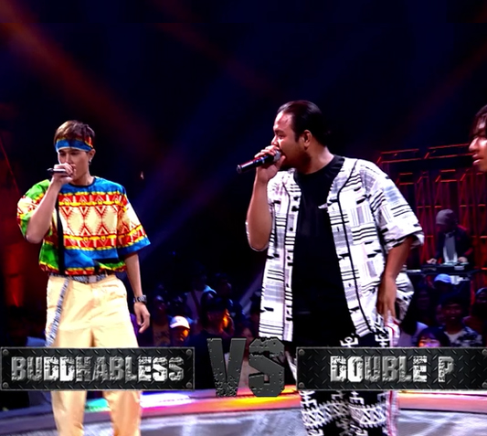 คู่นี้ไม่มียอมใคร! BUDDHA BLESS Vs  DOUBLE P Round 1: Team Battle - SMTM