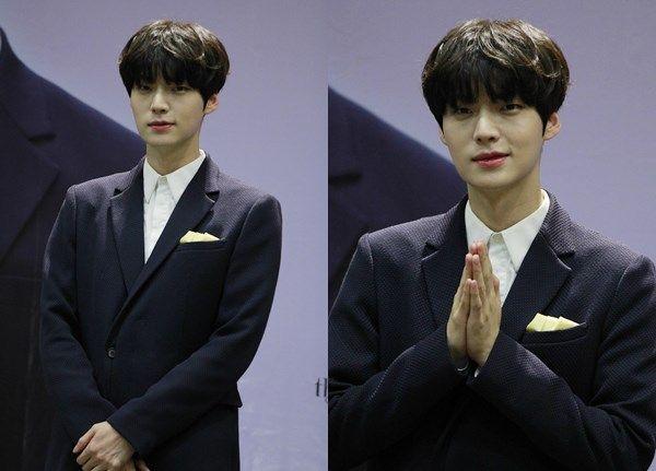 Clip สัมภาษณ์ อันแจฮยอน ก่อนงานแฟนมีตติ้งครั้งแรกในชีวิต 2014 Blind Date Meeting with Ahn Jae Hyeon
