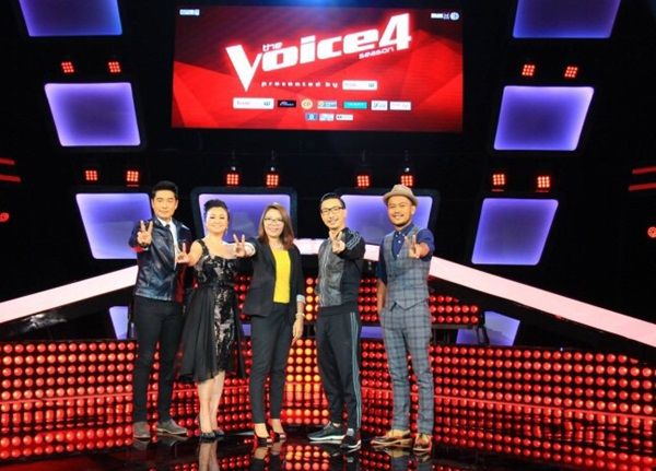 เตรียมกระชับพื้นที่ The Voice Thailand Season 4 กลับมาแล้ว!!!