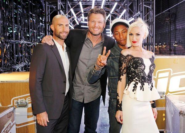 ช่อง AXN HD ชวนชมรายการแข่งขันร้องเพลงที่โด่งดังแบบสุดๆ ในตอนนี้ The Voice US Season 9