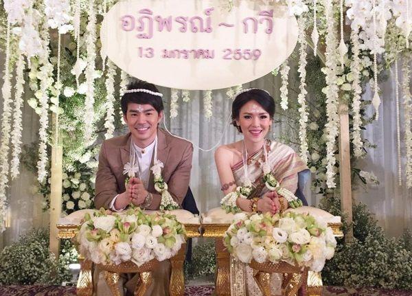 กิ่งทองใบหยก!! บีม จูงมือสาว ออย เข้าพิธีแต่งงานตามประเพณีไทย หวานชื่นตามสไตล์