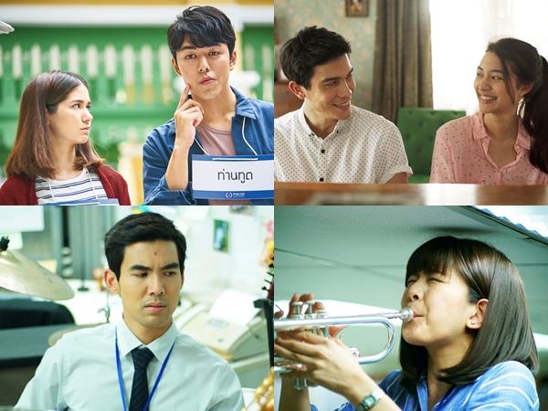 3 คู่ 3 ตอน พรจากฟ้า ภาพยนตร์รักแสนอบอุ่นจากค่าย GDH