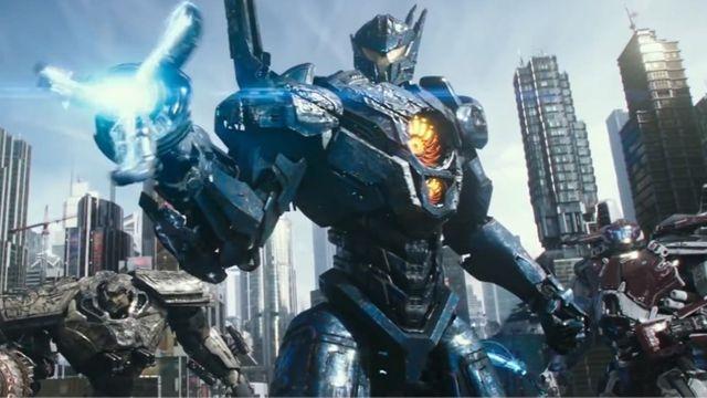 """""""Pacific Rim Uprising"""" เปิดตัว 28 ล้านเหรียญฯ แชมป์ - """"Black Panther"""" หล่นที่ 2 Box Office อเมริกา"""
