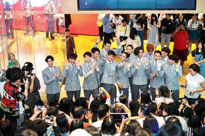 13 หนุ่ม Cuteboy Thailand