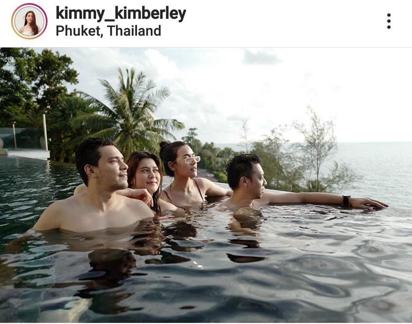 คิม และครอบครัว