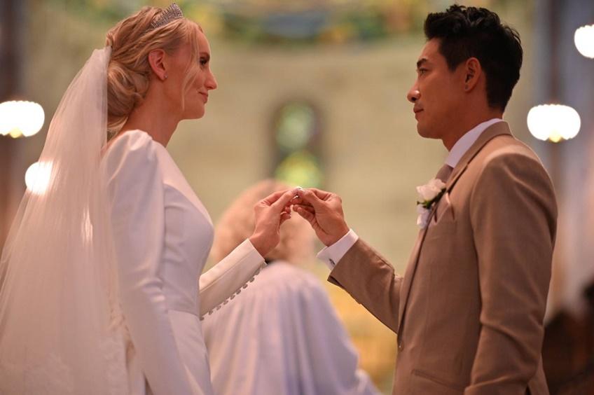 บอย พิษณุ แต่งงาน