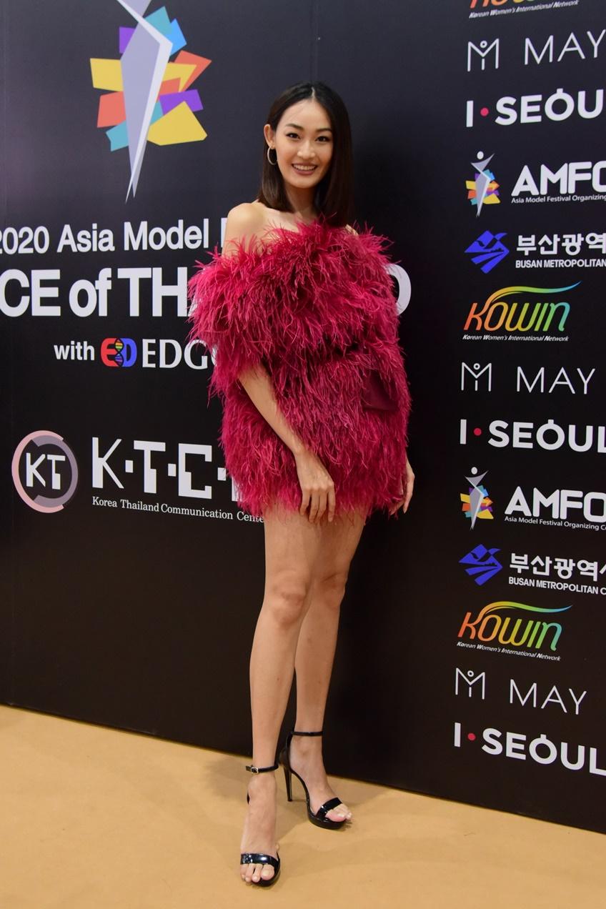 Asia Model Festival Face of Thailand2020