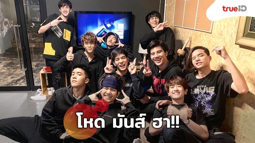 โหด มันส์ ฮา!! กระแสตอบรับ 13 หนุ่ม CUTEBOY THAILAND กับบทพิสูจน์สุดหิน