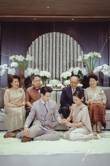 ภาพงานแต่งงาน ณัฏฐ์ เทพหัสดิน-นาน่า-ธันยา
