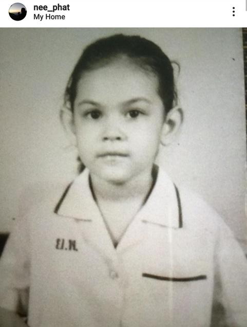 แมท ในวัยเด็ก