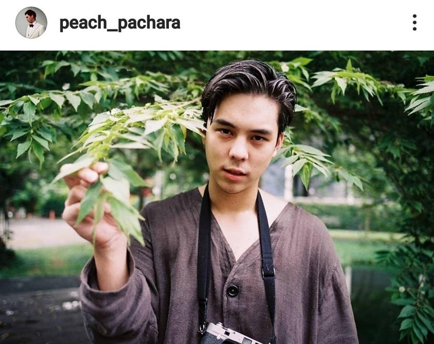 พีช พชร