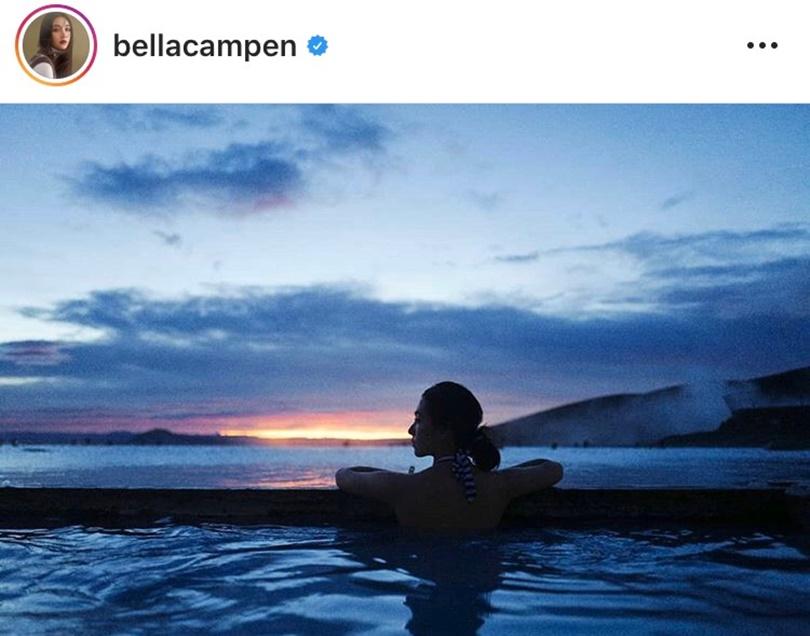 เบลล่า ชุดว่ายน้ำ