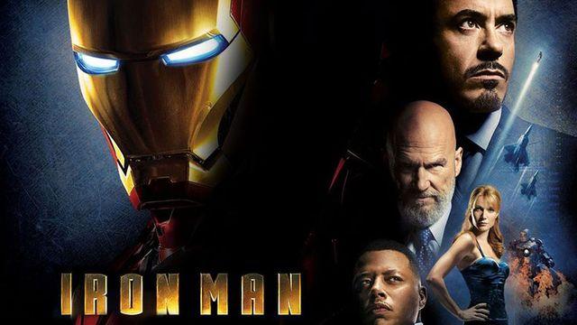 Iron Man มหาประลัยคนเกราะเหล็ก