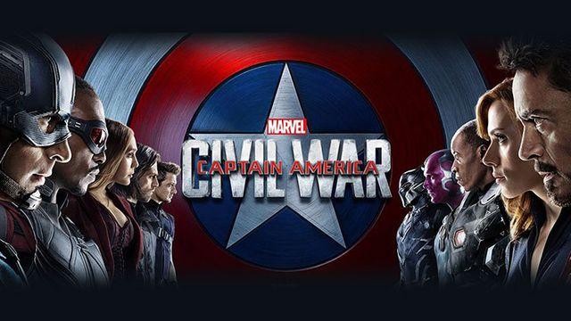 กัปตัน อเมริกา ศึกฮีโร่ระห่ำโลก 3 (Captain America: Civil War)