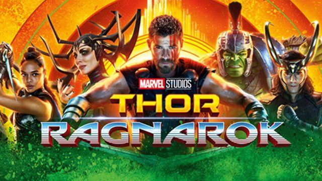 ธอร์ ศึกอวสานเทพเจ้า (Thor Ragnarok)
