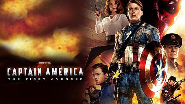กัปตันอเมริกา: อเวนเจอร์ที่ 1 (Captain America: The First Avenger)