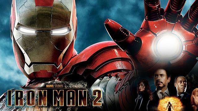 มหาประลัยคนเกราะเหล็ก 2 (Iron Man 2)
