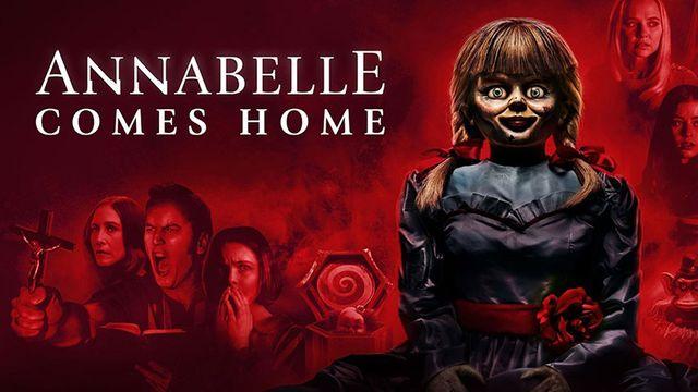 แอนนาเบลล์ ตุ๊กตาผีกลับบ้าน (Annabelle Comes Home)