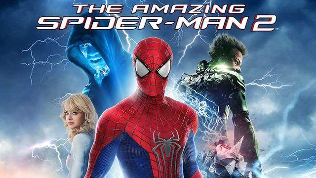 สไปเดอร์แมน ผงาดอสูรกายสายฟ้า The Amazing Spider-Man 2