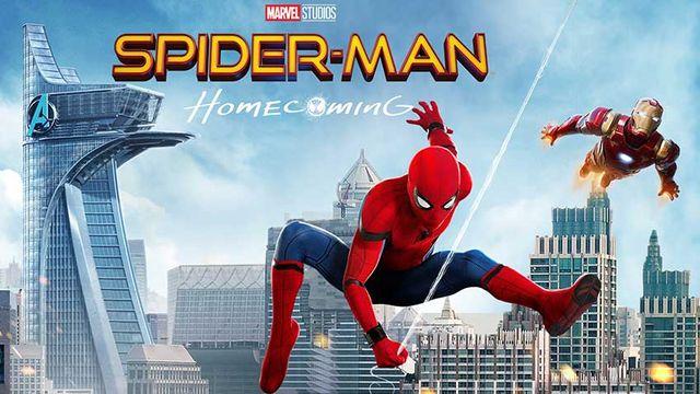 สไปเดอร์แมน โฮมคัมมิ่ Spider-Man : Homecoming