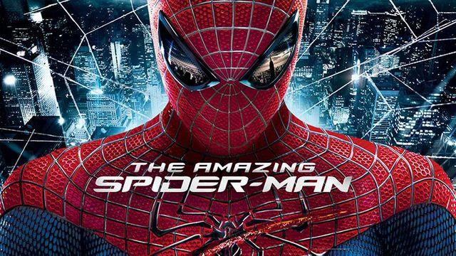 ดิ อะเมซิ่ง สไปเดอร์แมน The Amazing Spider-Man