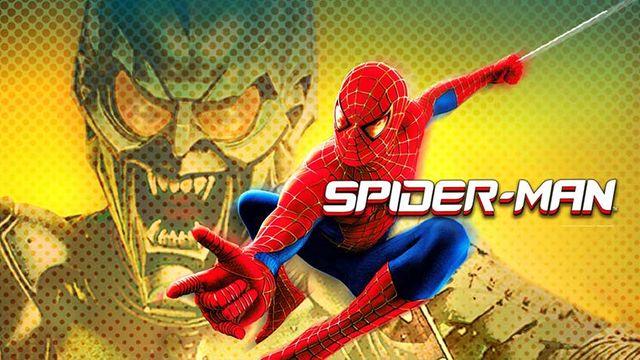 ไอ้แมงมุม Spider-Man