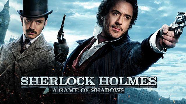 เชอร์ล็อค โฮล์มส์ เกมพญายมเงามรณะ (Sherlock Holmes: A Game of Shadows)