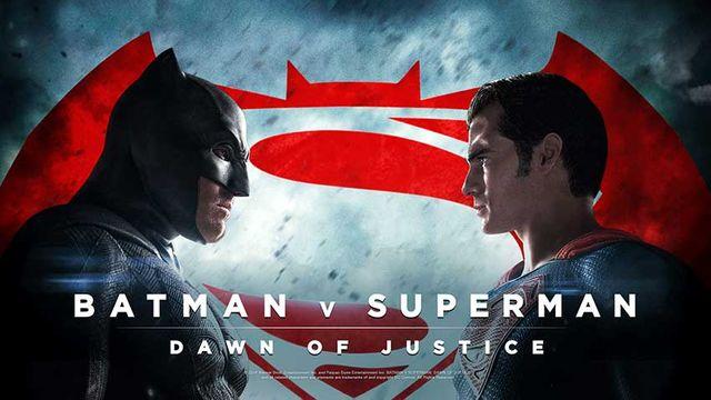 แบทแมน ปะทะ ซูเปอร์แมน แสงอรุณแห่งยุติธรรม (Batman v Superman: Dawn of Justice )