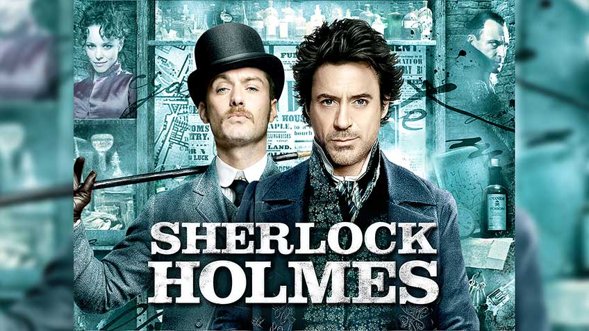 เชอร์ล็อค โฮล์มส์ (Sherlock Holmes)