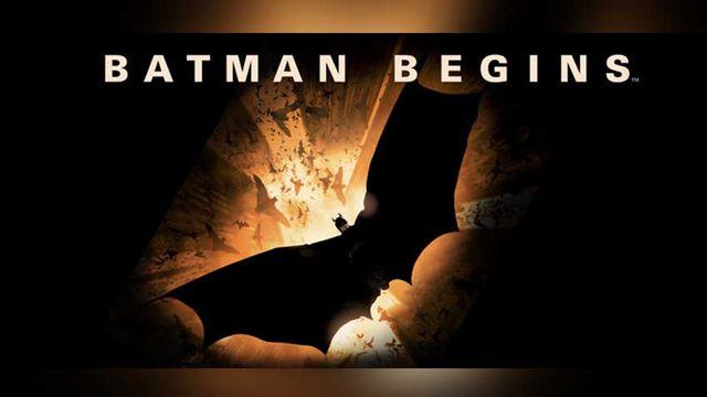 แบทแมน บีกินส์ Batman Begins
