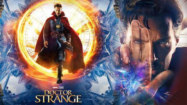 จอมเวทย์มหากาฬ Doctor Strange