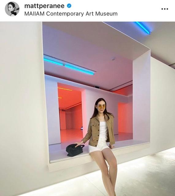 ดาราเที่ยวพิพิธภัณฑ์