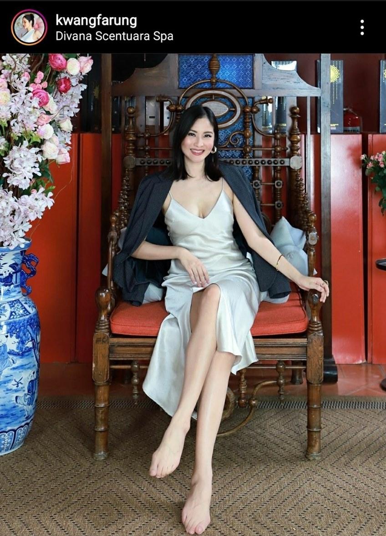 กวาง ฟ้ารุ่ง ยุติธรรม Miss Universe Thailand 2007