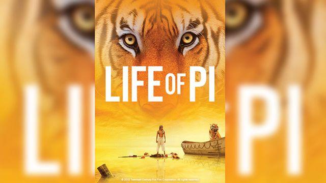 ชีวิตอัศจรรย์ของพาย (Life of Pi)