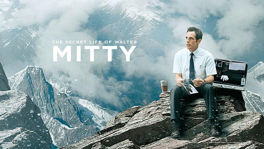 The Secret Life of Walter Mitty ชีวิตพิศวงของวอลเตอร์ มิตตี้ เรื่องย่อ