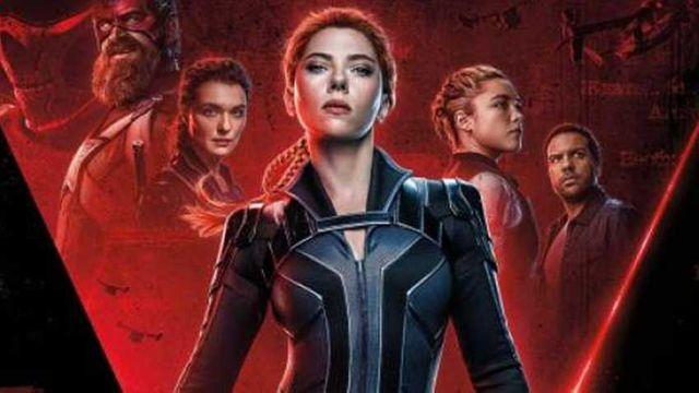 แบล็ควิโดว์ Black Widow