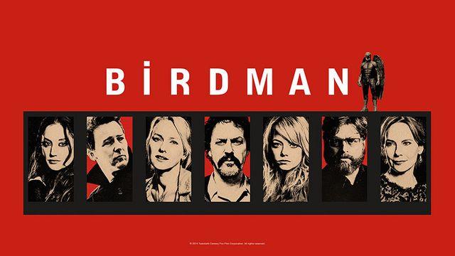 เบิร์ดแมน มายาดาว (Birdman)