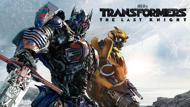 Transformers: The Last Knight ทรานส์ฟอร์เมอร์ส: อัศวินรุ่นสุดท้าย