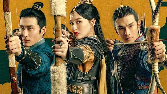 จอมนางพิชิตบัลลังก์ The Legend of Xiao Chuo (WeTV)