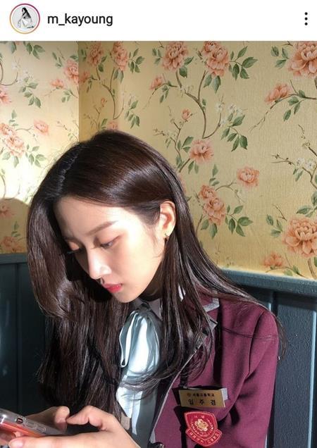ประวัติ มุนกายอง (Moon Ga-young) นางเอก True Beauty