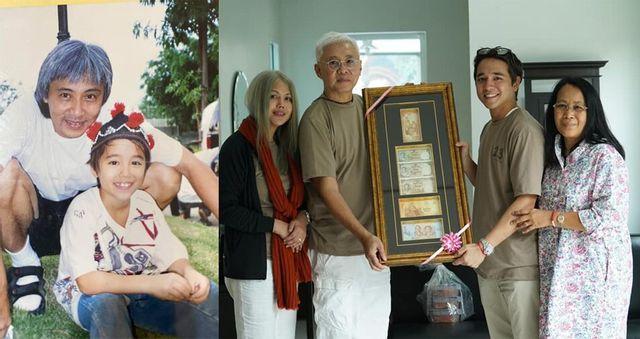 จากวันแรกถึงวันนี้ 'อเล็กซ์ เรนเดลล์' เผยภาพร่วมงานเป่าจินจง 23 ปีที่เติบโตมาด้วยกัน