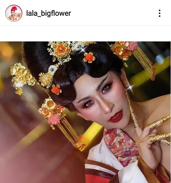 สวยสะพรึง! ลาล่า - ลูลู่ อาร์สยาม แต่งชุดจีนรับอั่งเปา ตรุษจีน2021งดงามคู่เลยแม่นาง