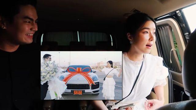ให้หมดที่มี! จียอน กรี๊ดลั่น ฮั่น เซอร์ไพรส์หนักซื้อรถหรูเป็นของขวัญ