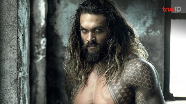 ประวัติ เจสัน โมโมอา (Jason Momoa) ผู้รับบท Aquaman