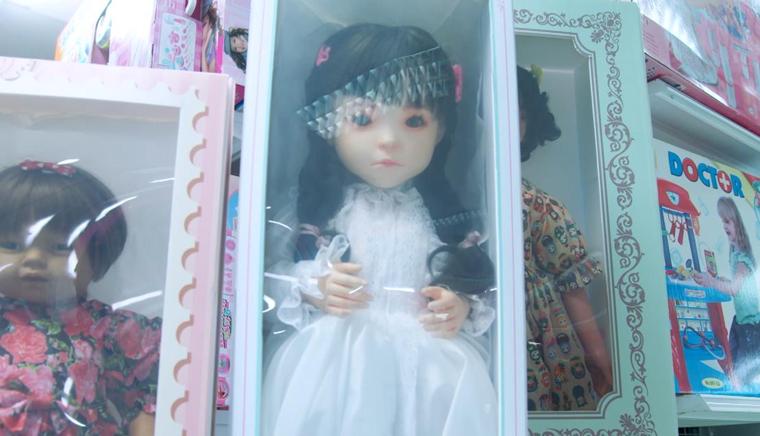 เรื่องย่อ ตุ๊กตา