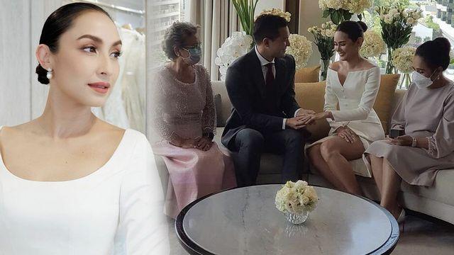 แคทรียา อิงลิช ร่วมยินดี น้องคนสุดท้อง '2002 ราตรี'จดทะเบียนสมรสเป็นฝั่งเป็นฝา