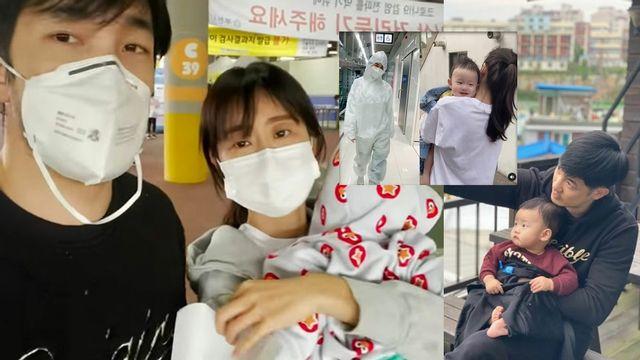 สงสารเลย อ้วน-มะม่วง ตรวจโควิดที่เกาหลี โรฮาร้องหนัก ตอบฉีดวัคซีนยัง