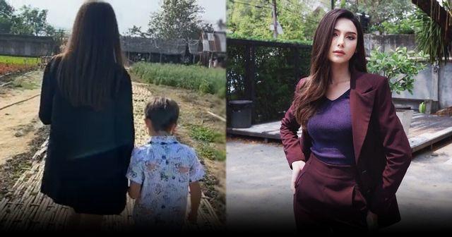 แม่ฟาด 'ซาร่า คาซิงกินี' โพสต์เจ็บถึงชาวเน็ต หลังถูกวิจารณ์เรื่องการเลี้ยงลูก